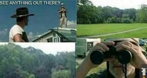 Widzę ich!