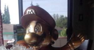 Podziękowanie za 20 lat pracy w Nintendo