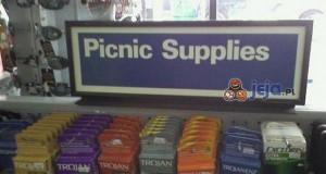 To będzie udany piknik