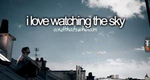 Obserwować niebo <3