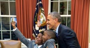 Selfie z Prezydentem