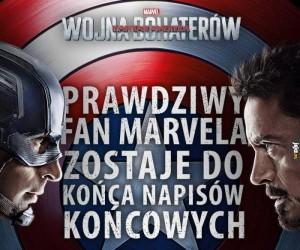 Prawdziwi fani Marvela