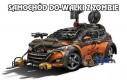 Samochód do walki z zombie