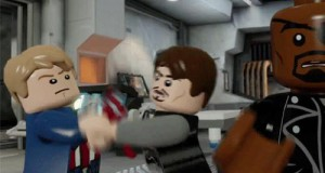 Civil War w wersji Lego