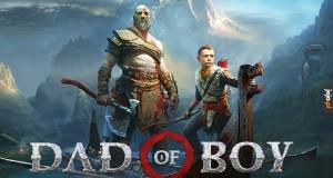 Poprawiona okładka tej nowej gry o łysym z toporem