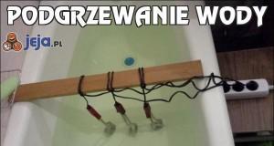 Podgrzewanie wody