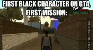 Pierwsze misje w GTA
