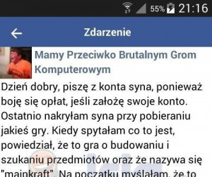 Majnkraft to zło!