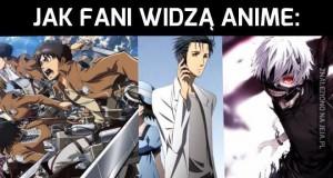 Anime - nie tylko fabuła...