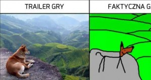 Trailer vs Gameplay