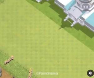 Relacja z ataku na Kapitol