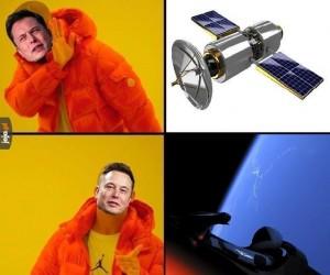 Panie, po co nam kolejny satelita?