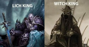 Lich King, Witch King...