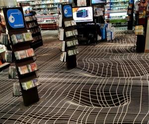 Ta podłoga jest kompletnie płaska