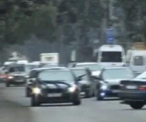 Mućka, spadaj z drogi!