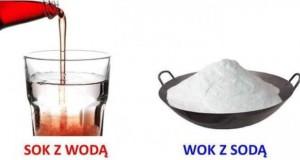 Wod z soką