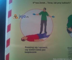 Teraz Zenek... Serio?