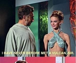 """Podryw """"na Spocka"""""""