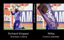 Richard Kingson vs Milka