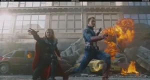 Nieudana scena z Avengersów