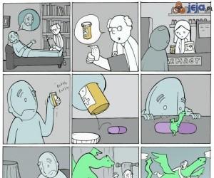 Chyba mam dla pana lek