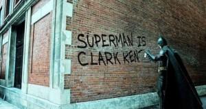 Batman wydaje Supermana