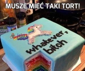 Muszę mieć taki tort!