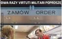 Dwa razy virtuti militari poproszę
