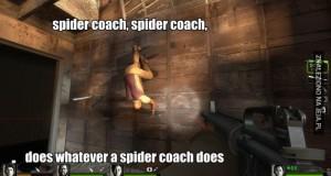 Spider Coach