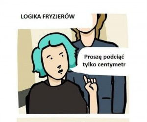 Logika fryzjerów