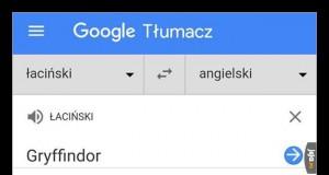 Tłumacz Google nie przestaje zaskakiwać