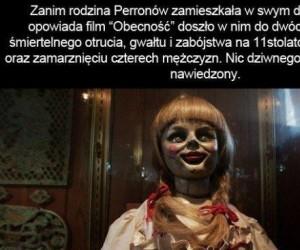 """Ciekawostki na temat horrorów: Dom z """"Obecności"""""""