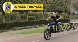 Dłuuuugi rower