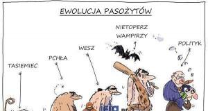 Ewolucja pasożytów