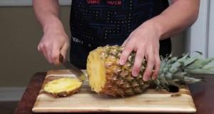 Toto - Africa zagrane na ananasie