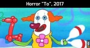 Przerażający film