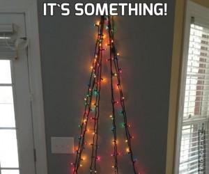 It's something!