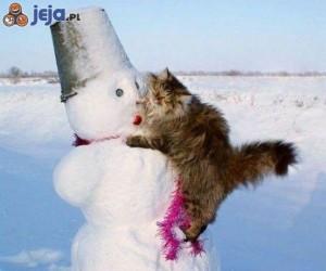 Niektórzy kochają zimę