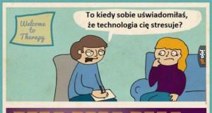 Skutki życia z technologią