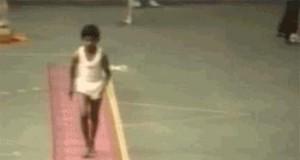 Skok przez kozła