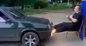 Dzień Nóg w Rosji