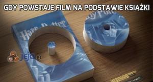 Gdy powstaje film na podstawie książki
