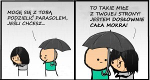 Parasolka wstydu