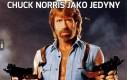 Chuck Norris jako jedyny