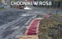 Chodniki w Rosji
