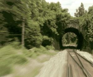 Przejażdżka pociągiem