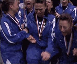 Cheerleaderki są przerażające