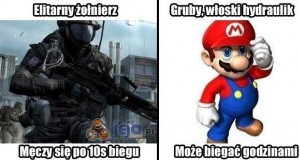 Punkt dla Mario!
