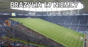 Brazylia 1:7 Niemcy