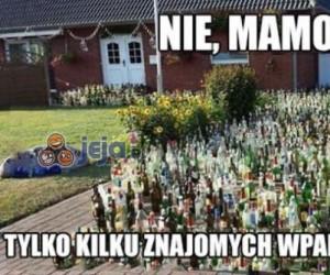 Nie, mamo